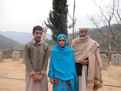 Neelam Bibi, Former Student of KK-DIL School Buthqila